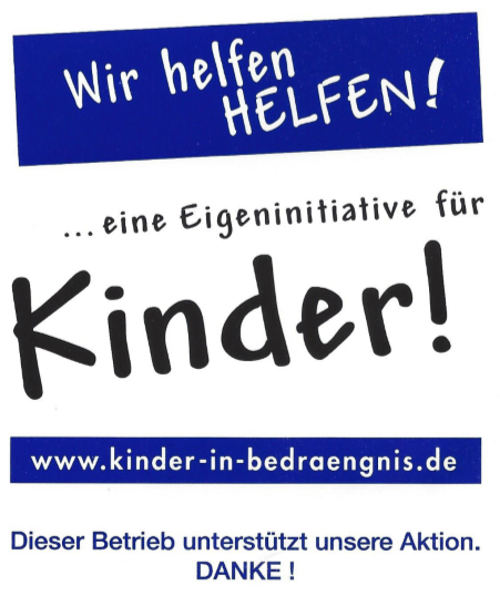 Kinder in Bedraengnis